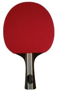 Front view of STIGA Titan ping pong paddle