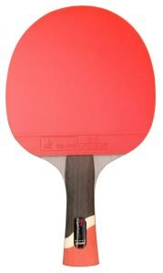 STIGA Pro Carbon Red rubber