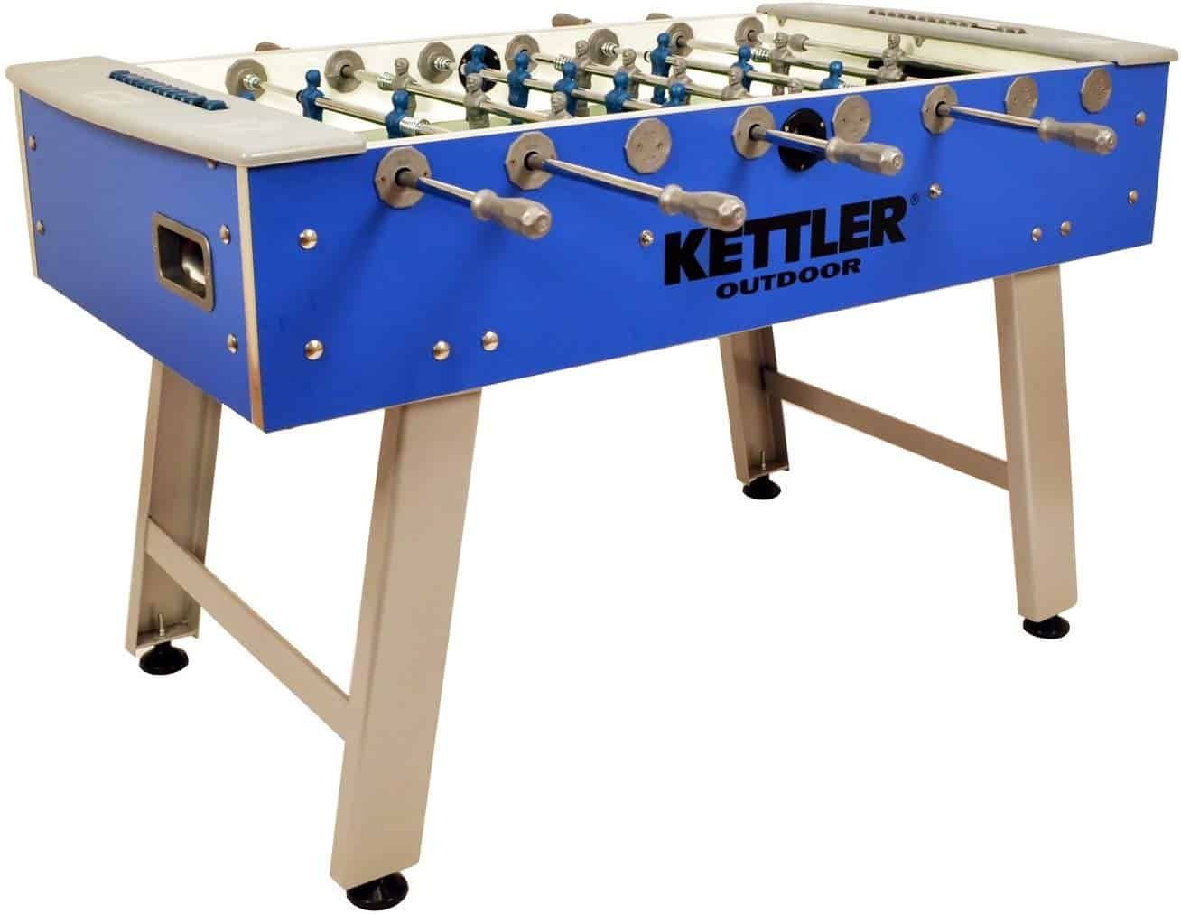 Kettler Cavalier 58 in Outdoor Foosball Table