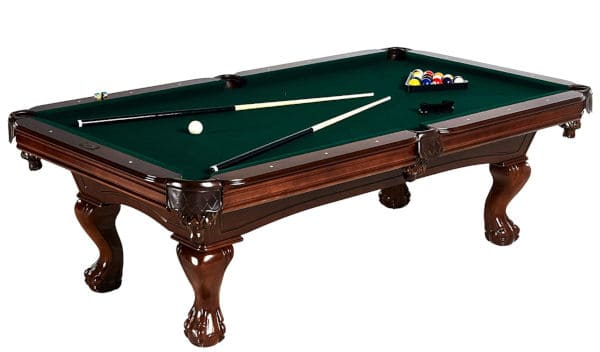 Barrington Hawthorne 8ft Pool Table