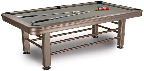 Imperial 8th outdoor pool table