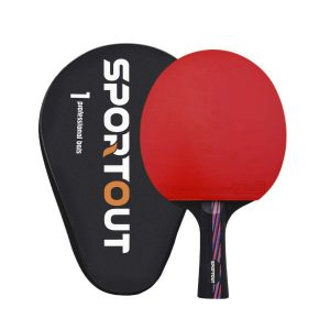 Sportout Sriver-He Ping Pong Paddle