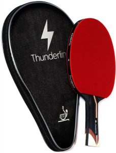 Thunderline 6 star Ping Pong Paddle