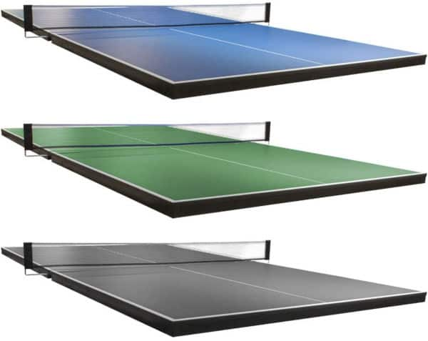 Martin Kilpatrick Ping Pong Conversion Top for Pool Tables