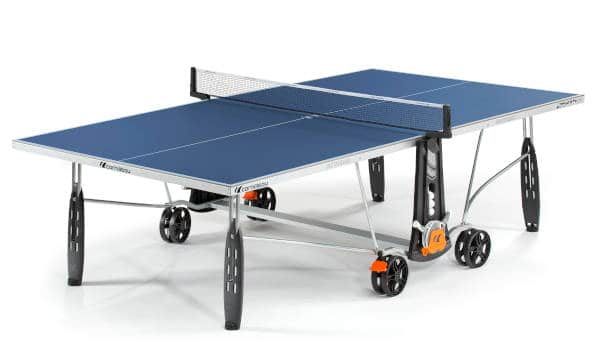 Cornilleau 250s Crossover Blue Outdoor Ping Pong Table