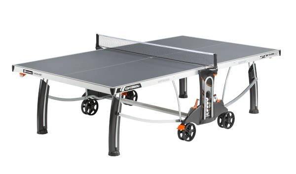 Cornilleau 500m Crossover Gray Outdoor Ping Pong Table